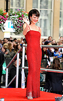HHelen McCrory    at the 'Harry Potter And The Deathly Hallows Part 2' world premiere at Trafalgar Square on July 7, 2011 London Picture By: Brian Jordan / Retna Pictures<br /> Job:<br /> Ref: BJN  <br /> -<br /> *World Rights*