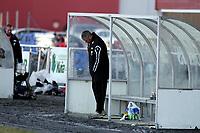 Fotball treningskamp Bryne Stadion<br />29/03-06 Bryne - Brann (1-0)<br />Foto: Sigbjørn Andreas Hofsmo, Digitalsport<br /><br />Mons Ivar Mjelde (Brann)