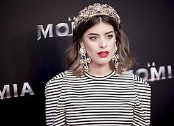 May 29, 2017 - Madrid, Spain - Dulceida attends 'The Mummy' premiere at Callao Cinema on May 29, 2017 in Madrid, Spain. (Credit Image: © Coolmedia/NurPhoto via ZUMA Press)