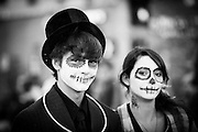 Everywhere you looked there were ghoulish looking faces. Missoula Photographer, Missoula Photographers, Montana Pictures, Montana Photos, Photos of Montana