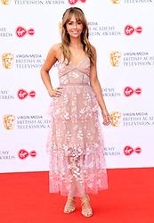 Samia Ghadie attending the Virgin Media BAFTA TV awards, held at the Royal Festival Hall in London. Photo credit should read: Doug Peters/EMPICS