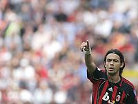 "Filippo Inzaghi (Milan)<br />Italian ""Serie A"" 2006-2007 <br />06 May 2007 (Match Day 35)<br />Milan-Fiorentina (0-0)<br />""Giuseppe Meazza"" Stadium-Milano-Italy<br />Photographer:Jennifer Lorenzini INSIDE"