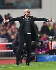 Stoke City v Manchester City, 12 March 2018