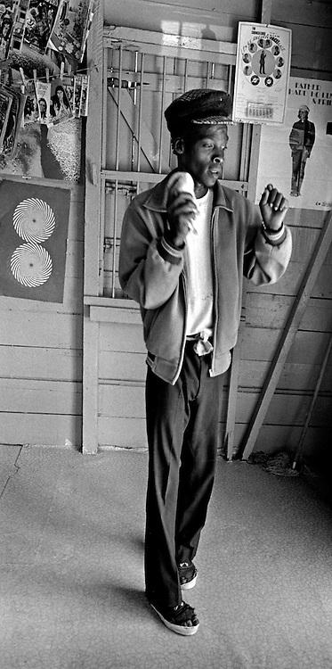 Sargies Record Shop Rude Boy