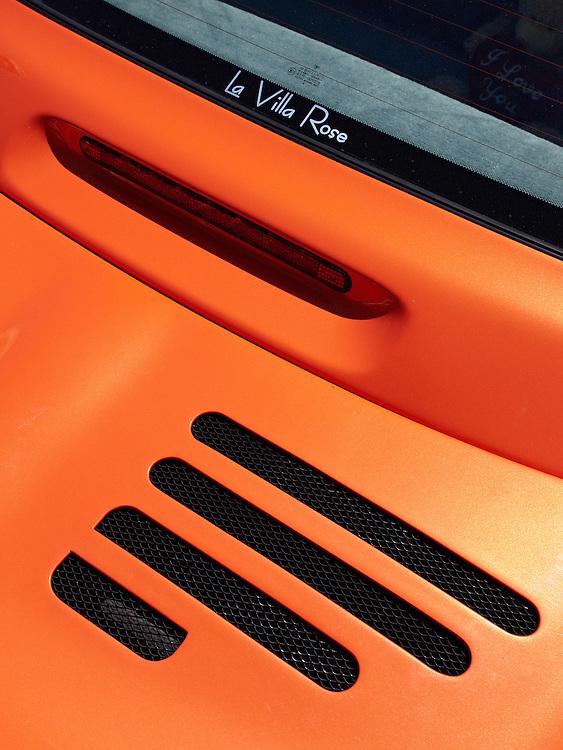 Porsche 911 La Villa Rose
