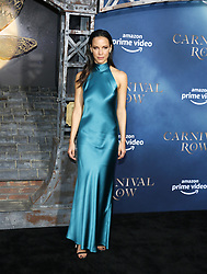 Caroline Ford at the Los Angeles premiere of Amazon's 'Carnival Row' held at the TCL Chinese Theatre in Hollywood, USA on August 21, 2019.