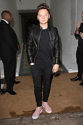© Licensed to London News Pictures. 27/04/2016. CONNOR MAYNARD attends the Ours restaurant launch party. London, UK. Photo credit: Ray Tang/LNP