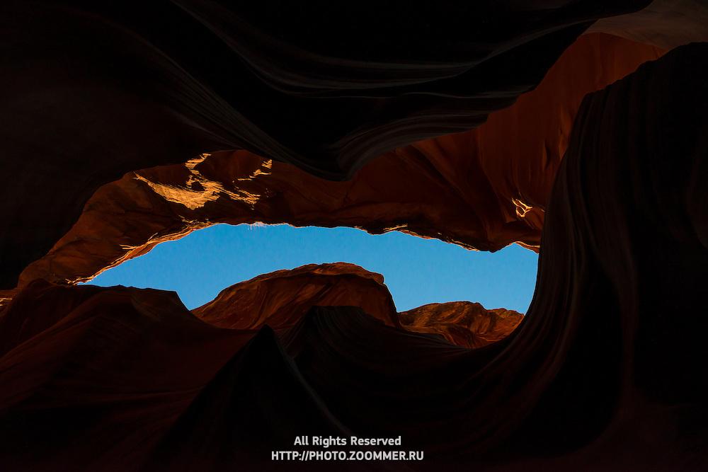 Beautiful Antelope Canyon, Arizona