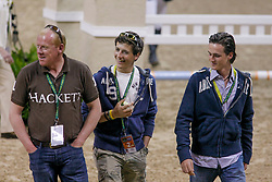 Philippaerts Nicola, Philippaerts Olivier, Philippaerts Johan, BEL<br /> World Cup Final Jumping - Las Vegas 2009<br /> © Hippo Foto - Dirk Caremans<br /> 19/04/2009