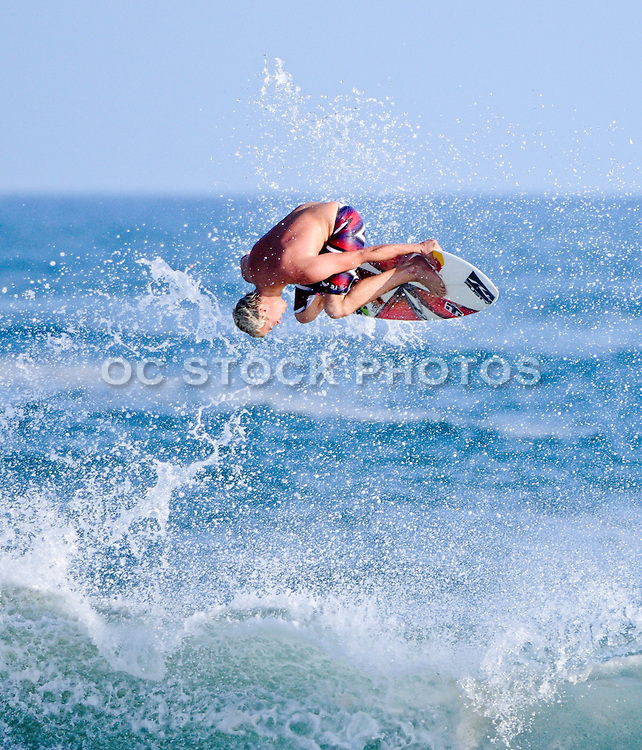 Surfing Waves on a Short Board