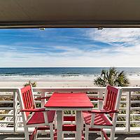Oceanfront Condo for Rent. Surfside Beach, South Carolina