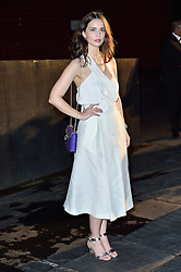 © Licensed to London News Pictures. 02/03/2016. HEIDA REED attends the Bright Young Things Gala 2016. The Gala raises funds in support of emerging talent at the National Theatre. London, UK. Photo credit: Ray Tang/LNP