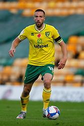 Marco Stiepermann of Norwich City - Mandatory by-line: Phil Chaplin/JMP - 07/11/2020 - FOOTBALL - Carrow Road - Norwich, England - Norwich City v Swansea City - Sky Bet Championship