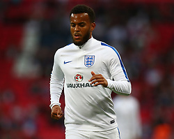 September 4, 2017 - London, England, United Kingdom - England's Ryan Bertrand during the pre-match warm-up ..during World Cup Qualifying - European Group F match between England  and Slovakia  at Wembley stadium, London  on 05 Sept , 2017  (Credit Image: © Kieran Galvin/NurPhoto via ZUMA Press)