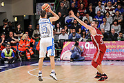 DESCRIZIONE : Campionato 2014/15 Dinamo Banco di Sardegna Sassari - Openjobmetis Varese<br /> GIOCATORE : Matteo Formenti<br /> CATEGORIA : Tiro Tre Punti Three Points Controcampo<br /> SQUADRA : Dinamo Banco di Sardegna Sassari<br /> EVENTO : LegaBasket Serie A Beko 2014/2015<br /> GARA : Dinamo Banco di Sardegna Sassari - Openjobmetis Varese<br /> DATA : 19/04/2015<br /> SPORT : Pallacanestro <br /> AUTORE : Agenzia Ciamillo-Castoria/L.Canu<br /> Predefinita :