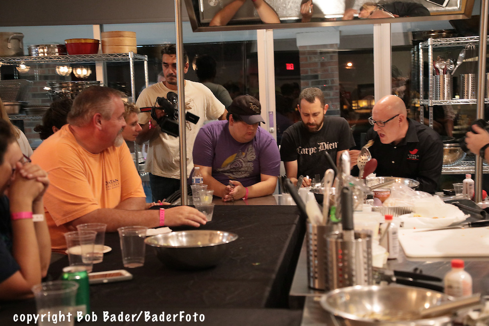 Chef Cookoff