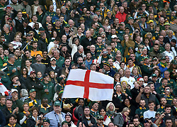 South Africa. Gauteng. Fans come in large numbers to attend the first test between South Africa and England at the Ellis Park Stadium.<br />Picture: Itumeleng English/African News Agency (ANA)