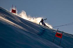 29.12.2018, Stelvio, Bormio, ITA, FIS Weltcup Ski Alpin, SuperG, Herren, im Bild Marco Odermatt (SUI) // Marco Odermatt of Switzerland in action during his run in the men's Super-G of FIS ski alpine world cup at the Stelvio in Bormio, Italy on 2018/12/29. EXPA Pictures © 2019, PhotoCredit: EXPA/ Johann Groder