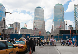 World Trade Center Site in New York City, 2009