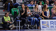 DESCRIZIONE : Campionato 2015/16 Serie A Beko Dinamo Banco di Sardegna Sassari - Consultinvest VL Pesaro<br /> GIOCATORE : Manuel Vanuzzo Figlio Thiago<br /> CATEGORIA : Tifosi Pubblico Spettatori VIP<br /> SQUADRA : Dinamo Banco di Sardegna Sassari<br /> EVENTO : LegaBasket Serie A Beko 2015/2016<br /> GARA : Dinamo Banco di Sardegna Sassari - Consultinvest VL Pesaro<br /> DATA : 23/11/2015<br /> SPORT : Pallacanestro <br /> AUTORE : Agenzia Ciamillo-Castoria/L.Canu