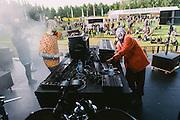 Photos of Árni? performing live at Secret Solstice Music Festival 2014 in Reykjavík, Iceland. June 22, 2014. Copyright © 2014 Matthew Eisman. All Rights Reserved