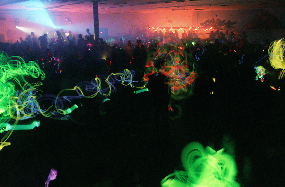 """""""All the Rave"""" photo essay."""