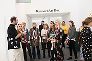 BEING TAKEN ON A PRIVATE TOUR OF THE FAIR, Frieze, 3 October 2018