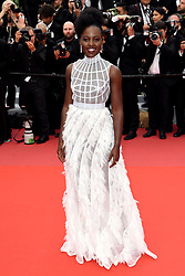 Lupita Nyong'o attending the Sorry Angel Premiere as part of the 71st Cannes Film Festival