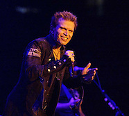 2008 - Billy Idol and Def Leppard at the Nutter Center