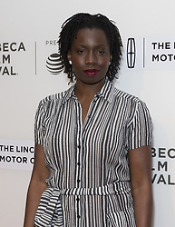 April 24, 2017 - New York, New York, United States - Adepero Oduye attends premiere The Dinner during 2017 Tribeca Film Festival at BMCC (Credit Image: © Lev Radin/Pacific Press via ZUMA Wire)