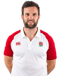 Charlie Hayter of England Rugby 7s - Mandatory by-line: Robbie Stephenson/JMP - 17/09/2019 - RUGBY - The Lansbury - London, England - England Rugby 7s Headshots