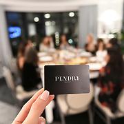 PENDRY PJ Salvage Media Dinner 2017