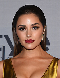 October 24, 2016 - Los Angeles, California, U.S. - Olivia Culpo arrives for the InStyle Awards 2016 at the Getty Center. (Credit Image: © Lisa O'Connor via ZUMA Wire)