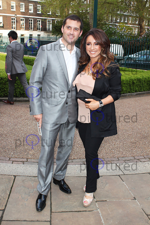 LONDON - May 15: Jacqueline Gold at the Hello! Magaziine - 25th Anniversary Party (Photo by Brett D. Cove)