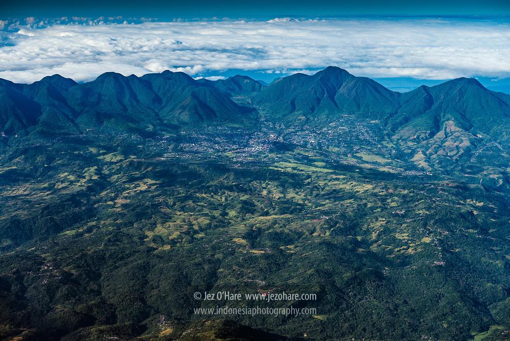 Ruteng, Kabupaten Manggarai, Flores, Nusa Tenggara Timur, Indonesia