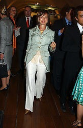 COUNTESS MAYA VON SCHONBURG at the opening of 'Princely Splendour; The Dresden Court 1580-1620' a new temporary exhibition at The Gilbert Collection, Somerset House, London sposored by Hubert Bruda Media, The Schroder Family and WestLB AG on 8th June 2005.<br /><br />NON EXCLUSIVE - WORLD RIGHTS
