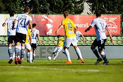 Zan Trontelj of NK Bravo during football match between NK Bravo and NK Koper in 4th Round of Prva liga Telekom Slovenije 2020/21, on September 19, 2020 in Sport park ZAK, Ljubljana, Slovenia. Photo by Grega Valancic / Sportida