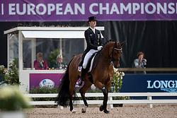 Rothenberger Soneke, GER, Cosmo 59<br /> FEI European Dressage Championships - Goteborg 2017 <br /> © Hippo Foto - Dirk Caremans