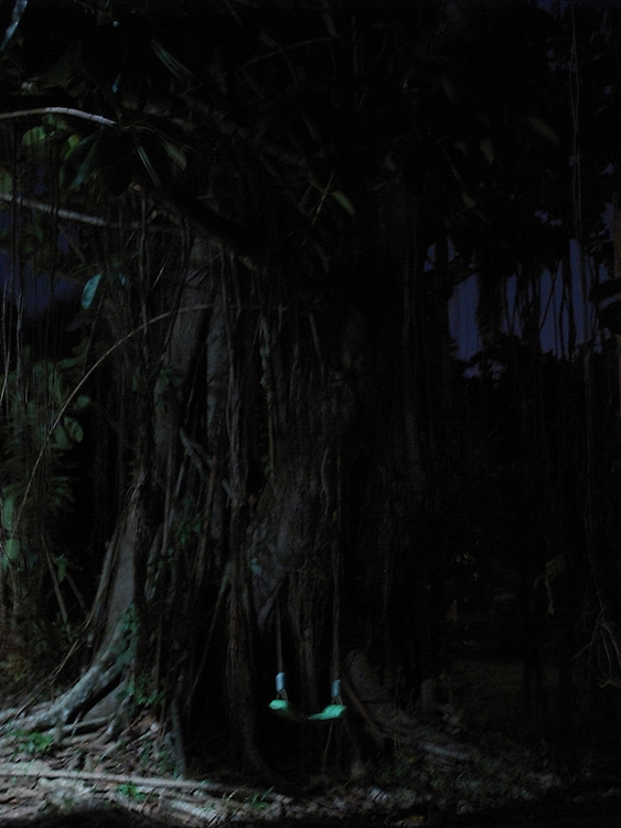 La parte bruja / Panamá