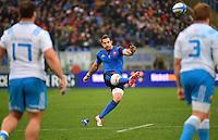 Scott SPEDDING - 15.03.2015 - Rugby - Italie / France - Tournoi des VI Nations -Rome<br /> Photo : David Winter / Icon Sport