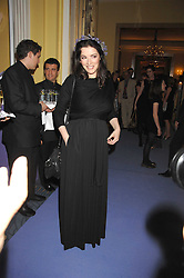NIGELLA LAWSON at the 10th Anniversary Party of the Lavender Trust, Breast Cancer charity held at Claridge's, Brook Street, London on 1st May 2008.<br /><br />NON EXCLUSIVE - WORLD RIGHTS