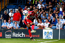 Tom Ince of Huddersfield Town takes a corner - Mandatory by-line: Matt McNulty/JMP - 16/07/2017 - FOOTBALL - Gigg Lane - Bury, England - Bury v Huddersfield Town - Pre-season friendly