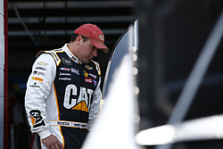 April 27, 2018 - Talladega, Alabama, United States of America - Ryan Newman (31) hangs out in the garage during practice for the GEICO 500 at Talladega Superspeedway in Talladega, Alabama. (Credit Image: © Justin R. Noe Asp Inc/ASP via ZUMA Wire)
