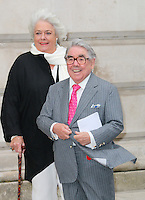 Ronnie Corbett, Best of Britain's Creative Industries, Foreign & Commonwealth Office, London UK, 30 June 2014, Photo by Richard Goldschmidt