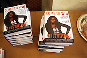 7 July 2010- New York, NY- Atmosphere at The Yale Club with Superstar Tennis Great Venus Williams as she begins her promotion of her new book ' Come to Win ' published by HarperCollins, on July 7, 2010 in New York City.