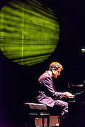 "Albert Sanz at  the ""Jazz festival of Madrid"" 2012"