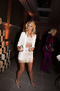 LADY VICTORIA HERVEY, Serpentine Gallery and Harrods host the Future Contempories Party 2016. Serpentine Sackler Gallery. London. 20 February 2016