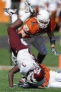 Texas A&M at the University of Texas football on Friday, Nov. 24, 2006. Texas A&M won 12-7.