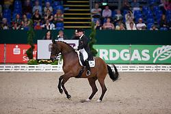 Werth Isabell (GER) - Satchmo<br /> Grand Prix <br /> Reem Acra FEI World Cup Final Dressage Leipzig 2011<br /> © Dirk Caremans