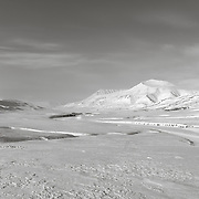 Frozen River, Adventdalen